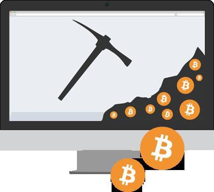 La minería de bitcoins